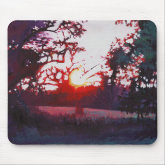 Light grounding 2013 mouse pad