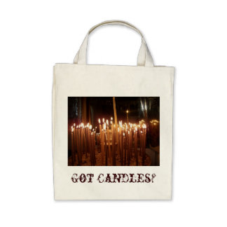 Light-hearted Orthodox Shopping Bag