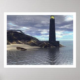 Light House #10  Poster