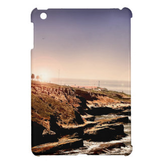 Light House by the Ocean Cover For The iPad Mini