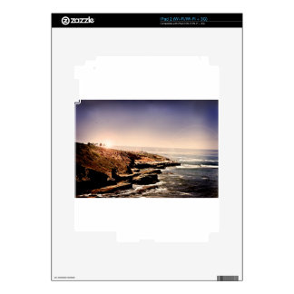 Light House by the Ocean Decal For The iPad 2