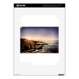 Light House by the Ocean iPad 3 Decal