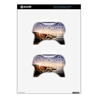Light House by the Ocean Xbox 360 Controller Skin