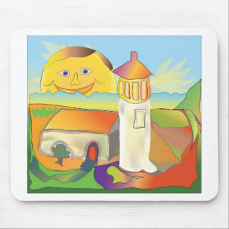 Light House Fun! Mouse Pad