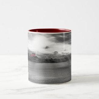 Light House II Two-Tone Coffee Mug