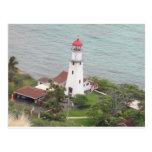 Light House on O'ahu Postcard