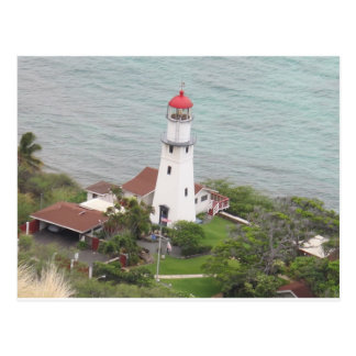 Light House on O'ahu Postcard