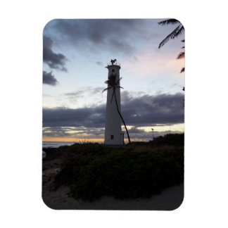 Light House on Point Magnet