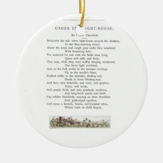 Light House Ornament
