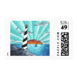 Light House Postage