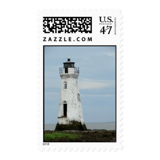 Light House Stamp