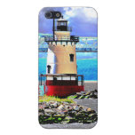 Light house, Westcher, NY iPhone 5 Cases
