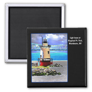 Light house, Westchester, NY Magnet