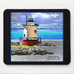 Light house, Westchester, NY Mouse Pads