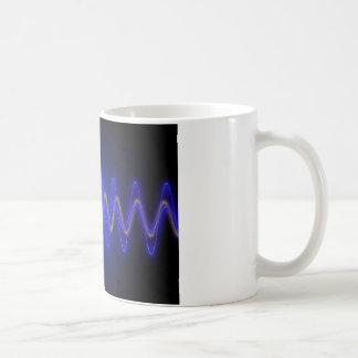 Light image coffee mug