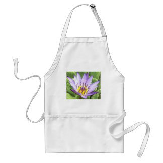 Light in the heart of the lotus adult apron