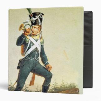 Light Infantry Ensign, 1811 Binder