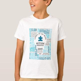 Light it Up Blue Shirt  2015