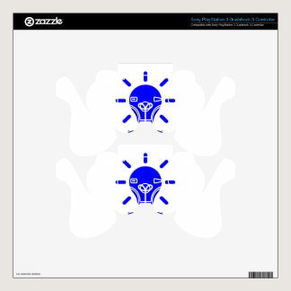 LIGHT IT UP BLUE THE AUTISM AWARENESS ''.png PS3 Controller Skins