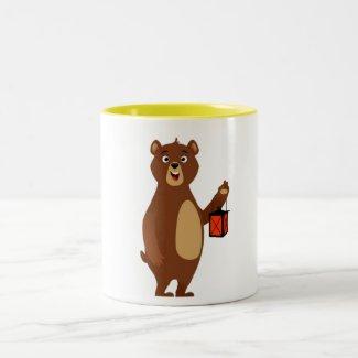 Light it Up Two-Tone Coffee Mug