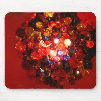 Light Jewels Colors Fun Mousepad