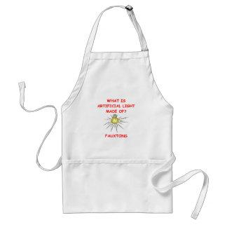 light joke adult apron