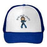 Light Kung Fu Girl Trucker Hat