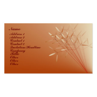 Light Leaves_buisness cardP, Name, Address 1, A... Business Card