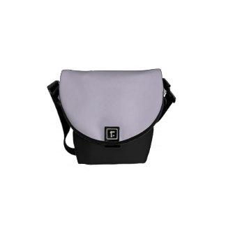 """""""Light Lilac"""" Courier Bag"""