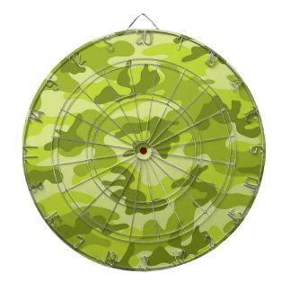 Light, Lime Green Camo, Camouflage Dartboards