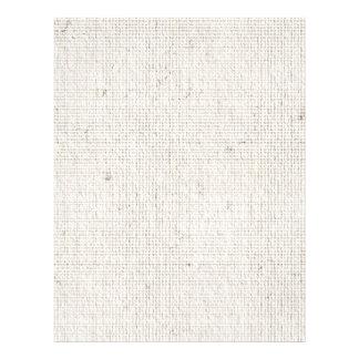 Light Linen Background Paper Customized Letterhead