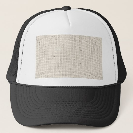 Light Linen Background Trucker Hat