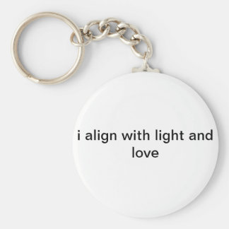 light love keychain