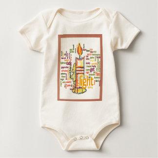 Light Lovely Baby Bodysuit