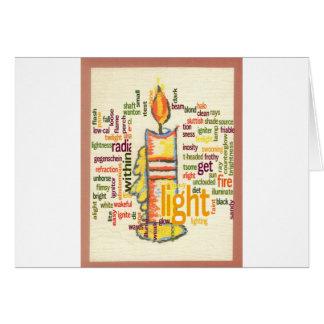 Light Lovely Card
