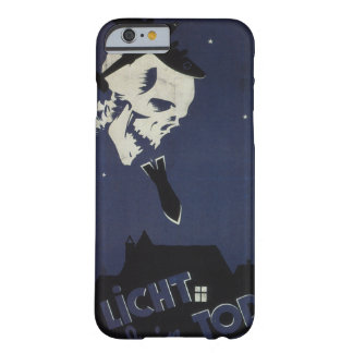 Light means your death_Propaganda Poster Barely There iPhone 6 Case