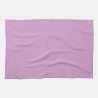 Light Medium Orchid Hand Towels