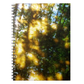 Light messengers notebook
