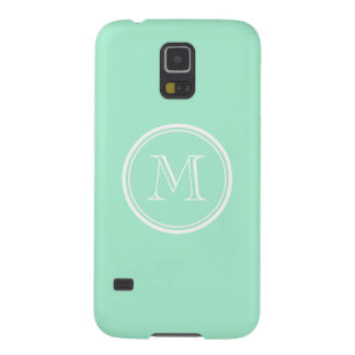 Light Mint Green High End Colored Galaxy S5 Case