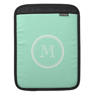 Light Mint Green High End Colored Sleeves For iPads