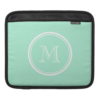 Light Mint Green High End Colored Sleeve For iPads