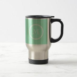 Light Mint Green High End Colored Mug