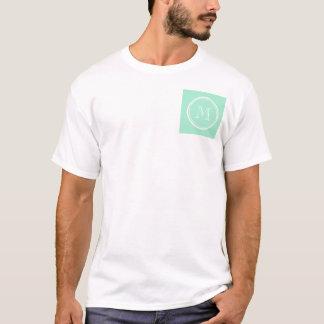 Light Mint Green High End Colored T-Shirt