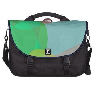 Light Mood Laptop Messenger Bag