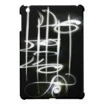 Light Music Notes iPad Mini Cover