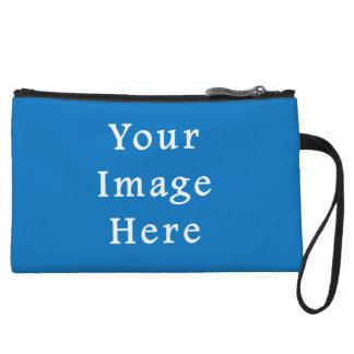 Light Muted Blue Medium Hanukkah Chanukah Hanukah Wristlet Wallet