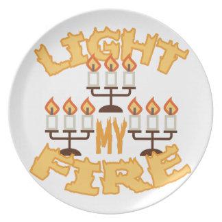Light My Fire Plate