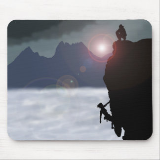 light my way mouse pads