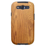 Light Natural Wood Grain Galaxy S3 Cover