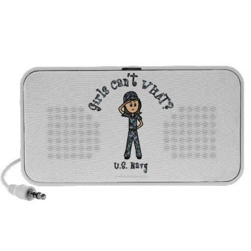 Light Navy USA iPhone Speaker